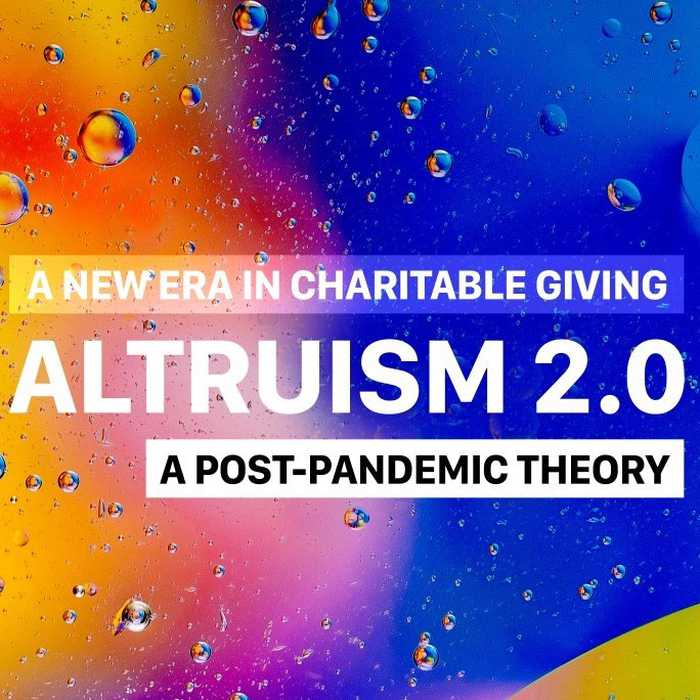 Altruism 2.0 A Post-Pandemic Theory